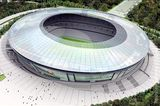 stadion donbass arena w doniecku