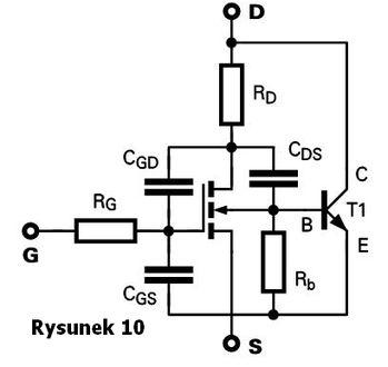 tranzystor zachowuje się jak dioda