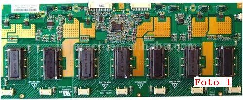 wielokanałowy inwerter ccfl z tranzystorami