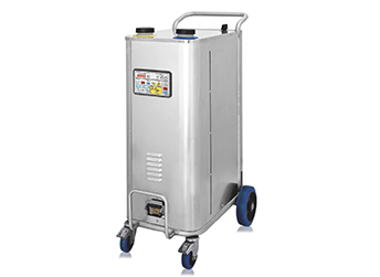 Parownica przemysłowa Multipower Steam Box Industrial 10 bar Tecnovap