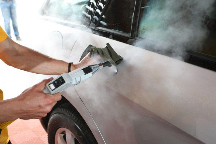 czyszczenie samochodu junior star max 8 bar