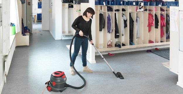 odkurzacze do sprzątania biura