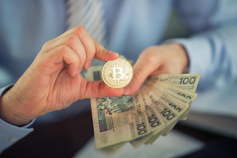 bitcoin za złotówki