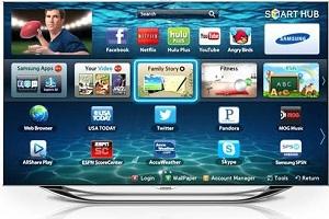 samsung smart tv nabiera rozpędu