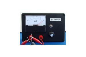 esr - miernik kondensatorów