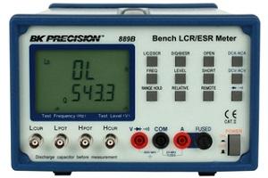 esr szeregowa pozorna oporność kondensatora