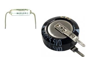kondensatory stałe