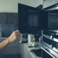 Kuchenki mikrofalowe do zabudowy