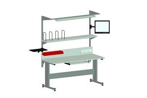 stół do pakowania i kontroli jakości ra construction