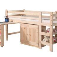 Łóżka piętrowe dla dzieci – oszczędność miejsca i funkcjonalność